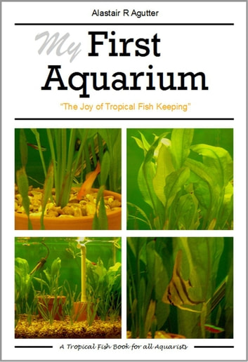 My First Aquarium Book ebook by Alastair Agutter