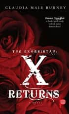 The Exorsistah: X Returns ebook by Claudia Mair Burney