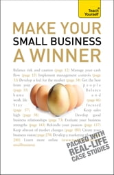 Make Your Small Business A Winner: Teach Yourself ebook by Anna Hipkiss