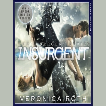Insurgent (Divergent, Book 2) audiobook by Veronica Roth