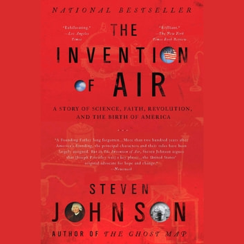 The Invention of Air audiobook by Steven Johnson