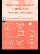 Staff Development in Open and Flexible Education ebook by