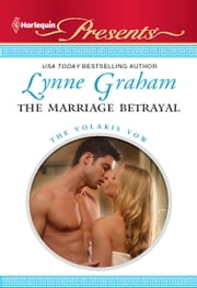 The Marriage Betrayal ebook by Lynne Graham