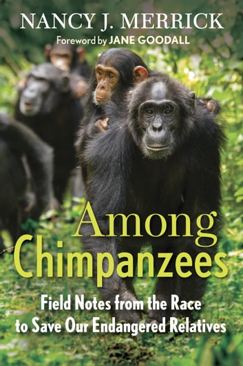 Among Chimpanzees - Field Notes from the Race to Save Our Endangered Relatives ebook by Nancy J. Merrick