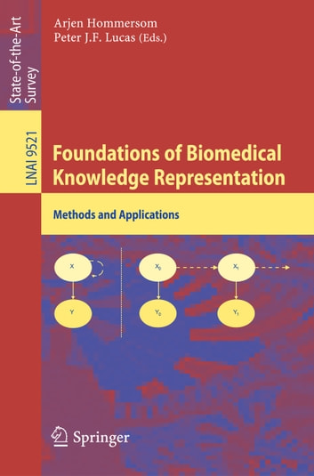 Foundations of Biomedical Knowledge Representation - Methods and Applications ebook by