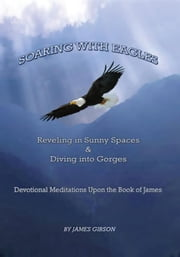 SOARING WITH EAGLES - Reveling in Sunny Spaces and Diving into Gorges Devotional Meditations upon the Book of James ebook by James Gibson