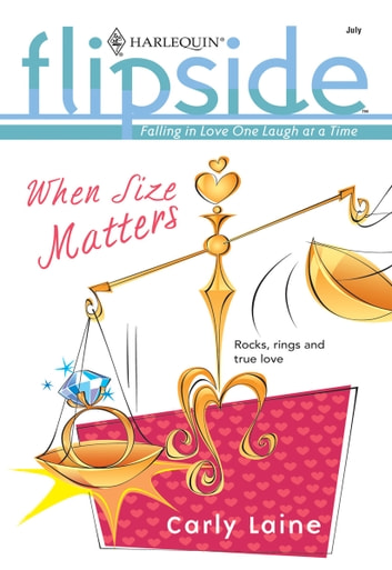 When Size Matters ebook by Carly Laine