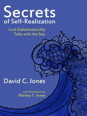 Secrets of Self-Realization - Lord Dakshinamurthy Talks with the Sea ebook by David C. Jones