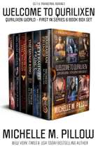Welcome to Qurilixen - Qurilixen World - First in Series 6 Book Box Set ebook by Michelle M. Pillow