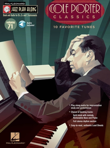 Cole Porter Classics (Songbook) - Jazz Play-Along Volume 71 ebook by Cole Porter