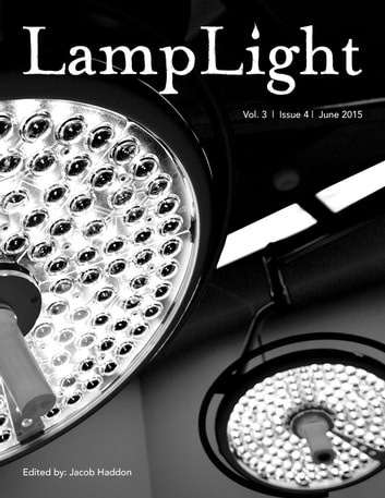 LampLight: Volume 3 Issue 4 ebook by Jacob Haddon