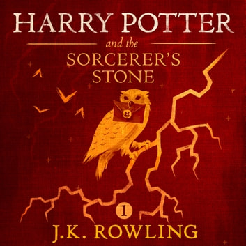 Harry Potter and the Sorcerer's Stone audiobook by J.K. Rowling,Olly Moss