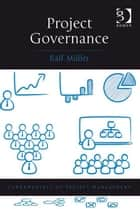 Project Governance ebook by Dr Ralf Müller