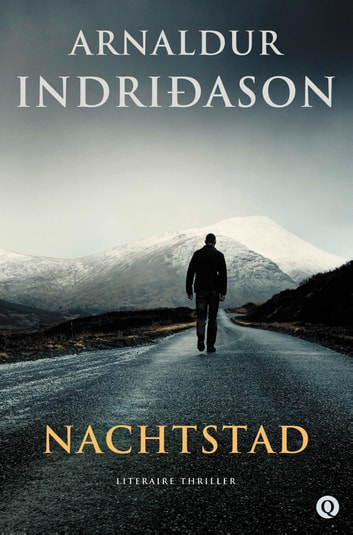 Nachtstad ebook by Arnaldur Indridason