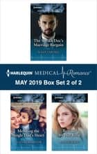 Harlequin Medical Romance May 2019 - Box Set 2 of 2 - An Anthology ebook by Susan Carlisle, Susanne Hampton, Amalie Berlin