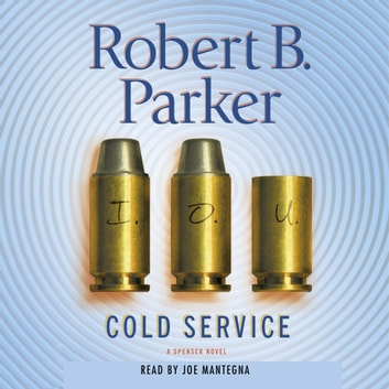 Cold Service audiobook by Robert B. Parker