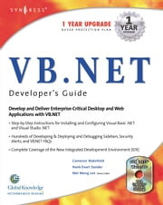 VB.Net Web Developer's Guide ebook by Syngress