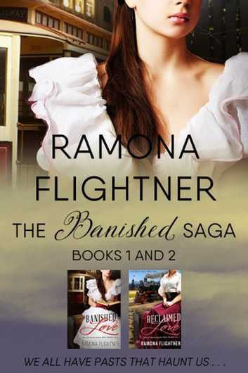 Banished Saga, Books 1 &2 ebook by Ramona Flightner