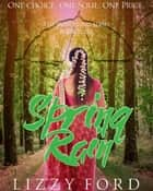 Spring Rain (#4, Witchling Series) ebook by