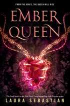 Ember Queen ebook by Laura Sebastian