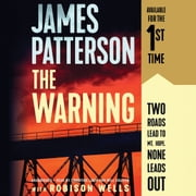 The Warning audiobook by James Patterson
