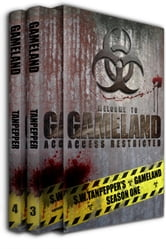 Deadman's Switch + Sunder The Hollow Ones (Episodes 3 + 4, S.W. Tanpepper's GAMELAND) - Episodes 3 + 4 ebook by Saul Tanpepper