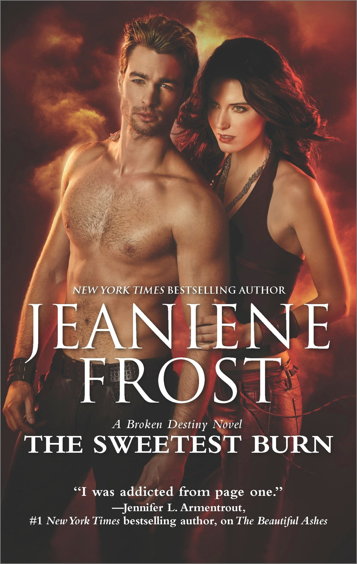 The Sweetest Burn  A Paranormal Romance Novel Ebook By Jeaniene Frost