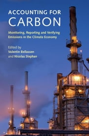 Accounting for Carbon ebook by Bellassen, Valentin