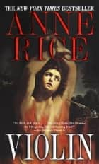 Violin ebook by Anne Rice