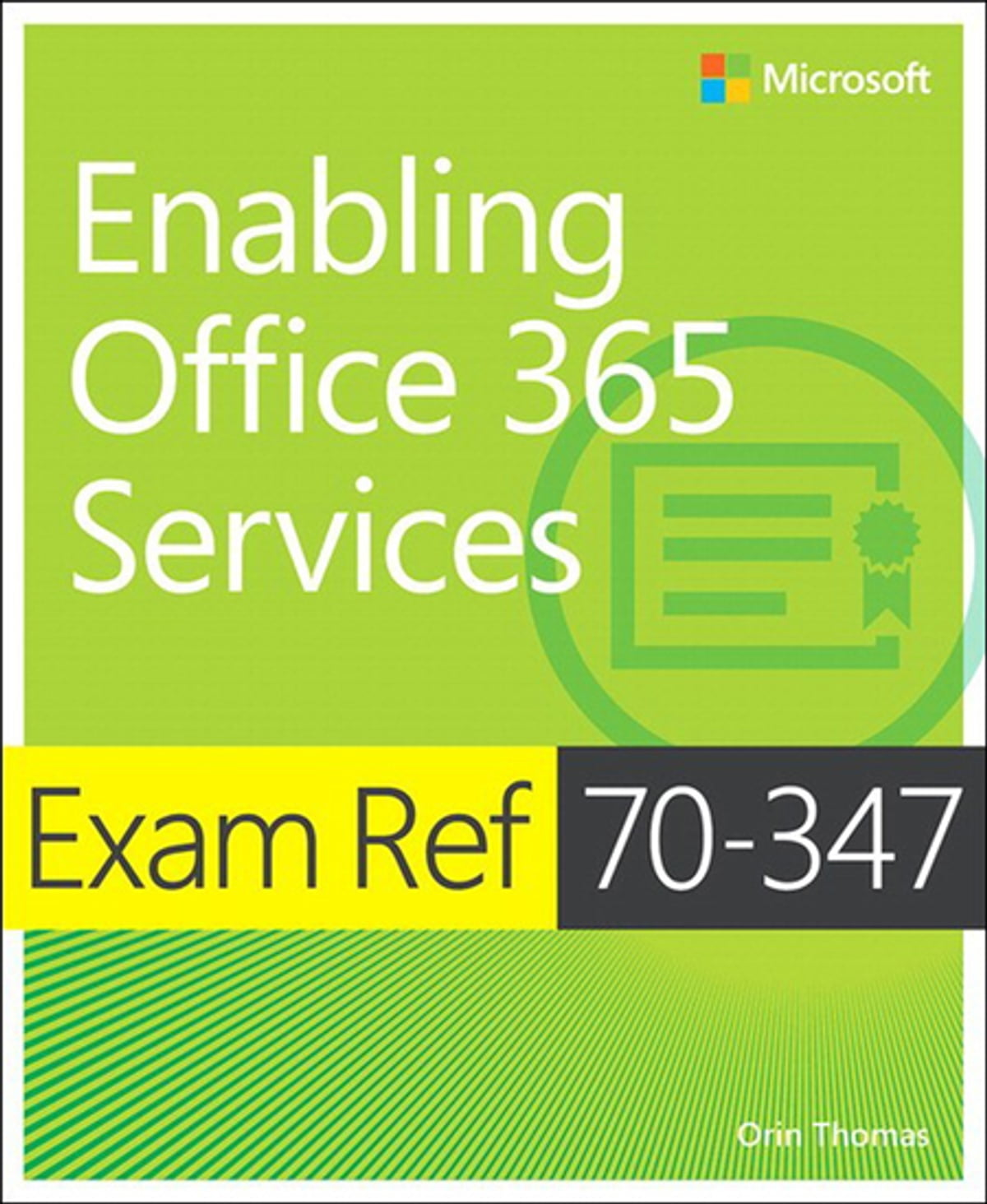 Exam Ref 70347 Enabling Office 365 Services Ebook By Orin Thomas