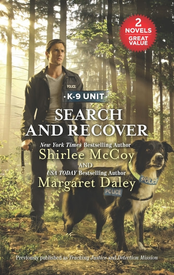 Search and Recover - An Anthology eBook by Shirlee McCoy,Margaret Daley