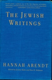 The Jewish Writings ebook by Hannah Arendt
