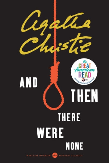 And Then There Were None Ebook By Agatha Christie 9780061739255