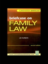 Briefcase on Family Law ebook by L.B. Curzon