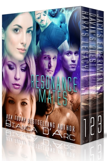 Resonance mates anthology vol 1 3 ebook by bianca darc resonance mates anthology vol 1 3 ebook by bianca darc fandeluxe Image collections