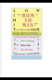 HOW to WIN ebook by Donald Burks
