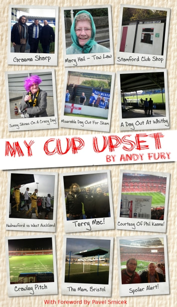 My Cup Upset ebook by Andy Fury