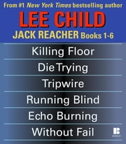 Lee Child's Jack Reacher Books 1-6 ebook by Lee Child