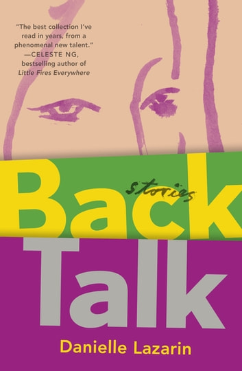 Back Talk ebook by Danielle Lazarin