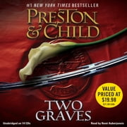 Two Graves audiobook by Douglas Preston, Lincoln Child