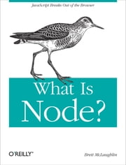 What Is Node? ebook by Brett McLaughlin