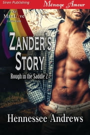 Zander's Story ebook by Hennessee Andrews
