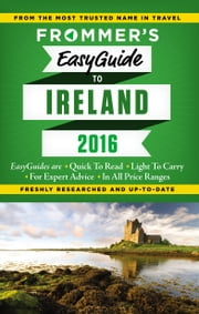 Frommer's EasyGuide to Ireland 2016 ebook by Jack Jewers