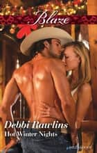 Hot Winter Nights ebook by Debbi Rawlins