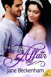 The Royal Affair ebook by Jane Beckenham