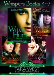 Whispers Books 4-7 - Whispers ebook by Tara West,Heather Marie Adkins