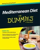 Mediterranean Diet For Dummies ebook by Rachel Berman
