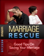 Marriage Rescue ebook by Anonymous