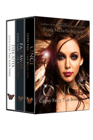 Gypsy Fairy Tale Box Set ebook by Dana Michelle Burnett