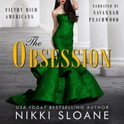 Obsession, The audiobook by Nikki Sloane